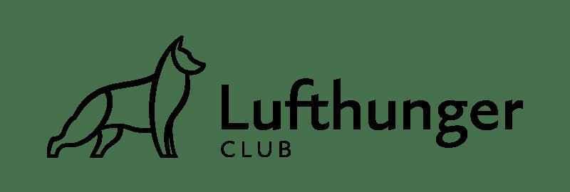 Logo Lufthunger Club Header