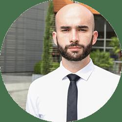 Photo profil auteurs et cofondateur Mathieu Begot